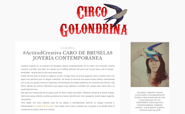 Circo Golondrina